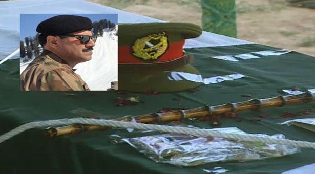 Gen Sanaullah was a brave officer, US Ambassador says