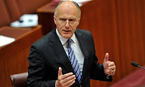 Senator Abetz calls on Labor and the Greens to support stamping out corruption i