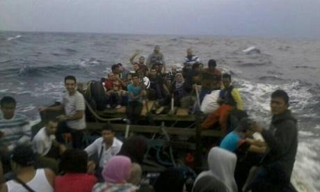 106 days since last successful people smuggling venture