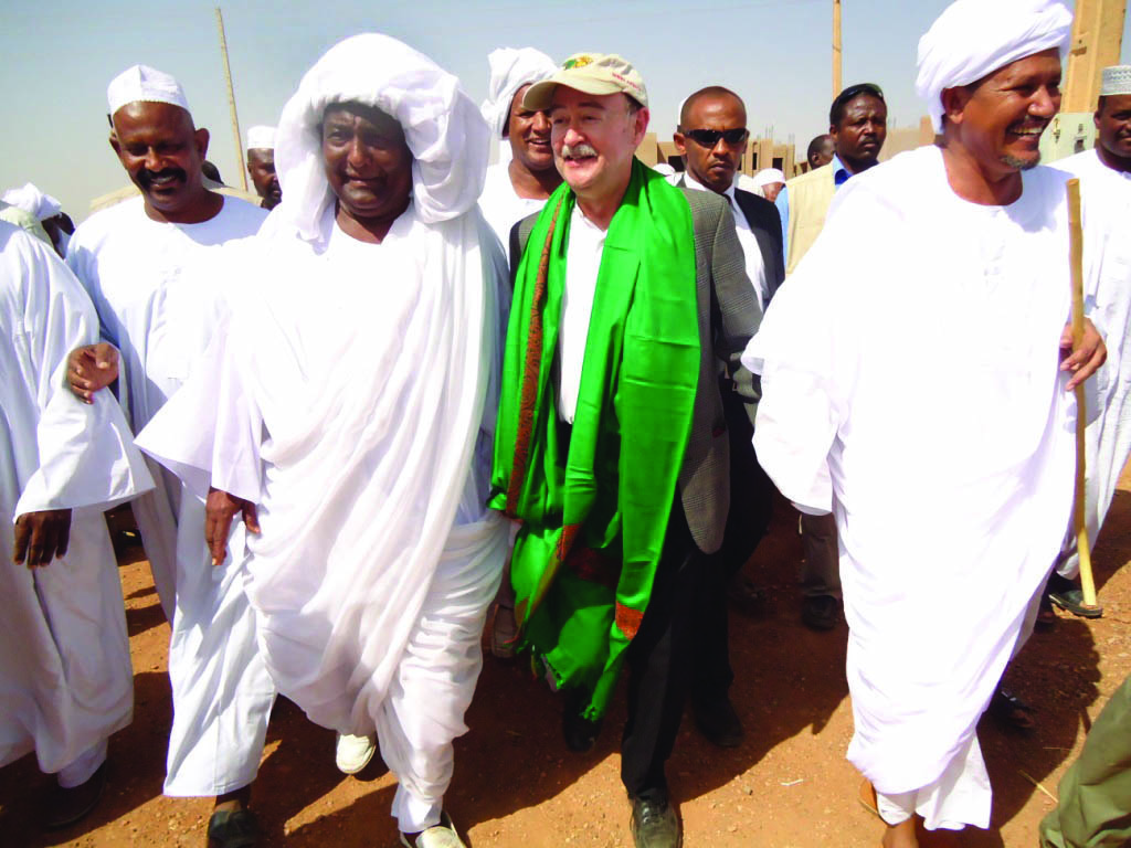US ambassador in Sudan resigns after accepts Islam