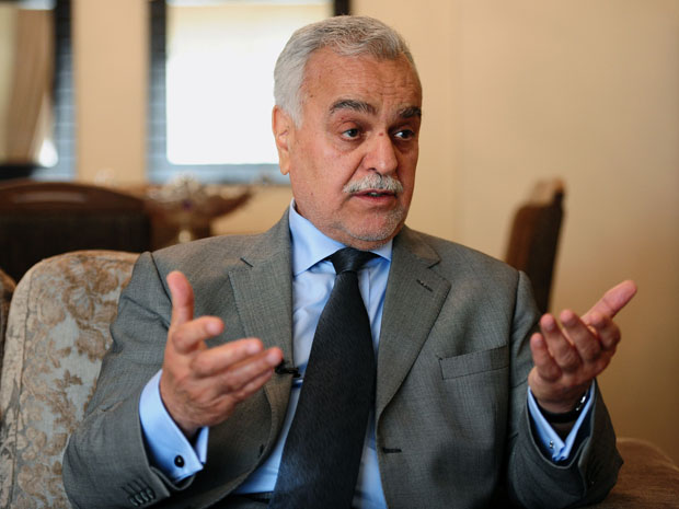 Maliki fuels violence to gain votes from Shiite community: Tariq al-Hashemi