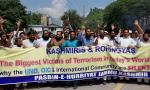 [kashmiris-protest-atrocities-against-rohingya-muslims-in-myanmar]